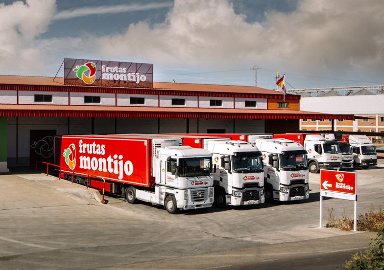 Instalaciones de Frutas Montijo