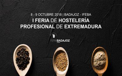 I Feria de Hostelería Profesional de Extremadra