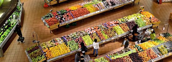 Servicio Plataforma para Supermercados
